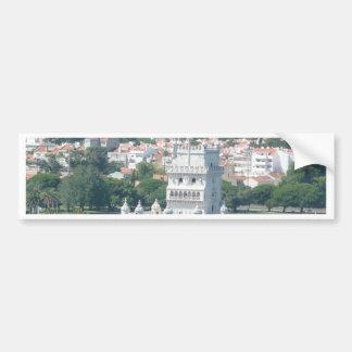 Lisbon, Portugal Bumper Sticker