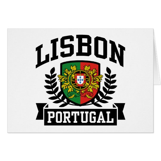 Lisbon Portugal Card