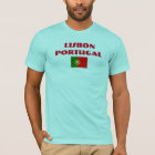 Lisbon Portugal High Quality Shirt