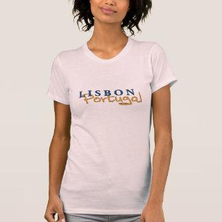 Lisbon Portugal Ladies' T T Shirts