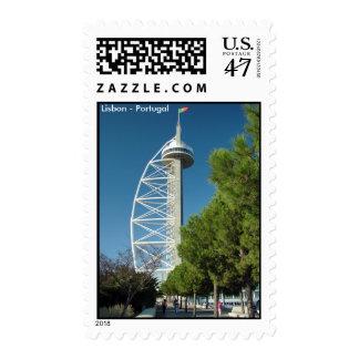 Lisbon - Portugal Postage Stamp