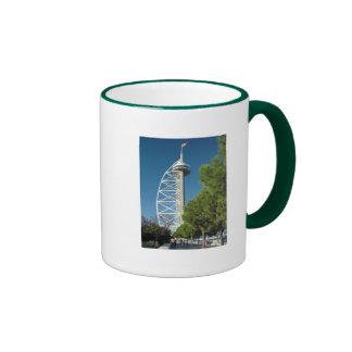 Lisbon - Portugal Ringer Mug