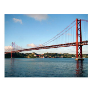 Lisbon Suspension Bridge Post Cards