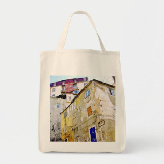 LISBON (URBAN CHIC) Grocery Tote Bag