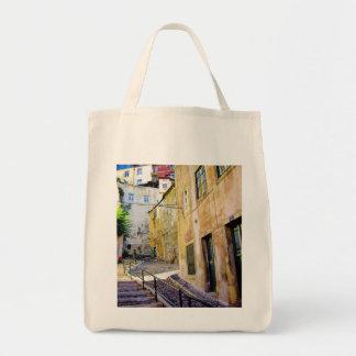 LISBON (URBAN STREET PHOTOGRAPH) Tote Bag