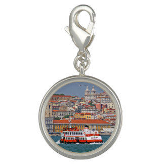 Lisbon view from Tagus river Charms