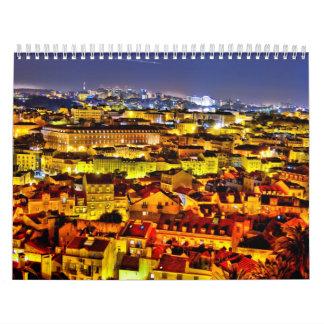 Lisbon VLBPHOTO Calendar 2013