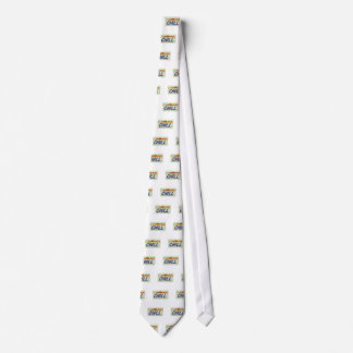 Liscence To Chill Neck Tie