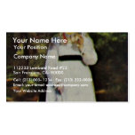 Lise With Umbrella By Pierre-Auguste Renoir Business Card Templates