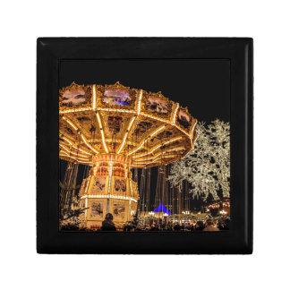 Liseberg theme park keepsake box