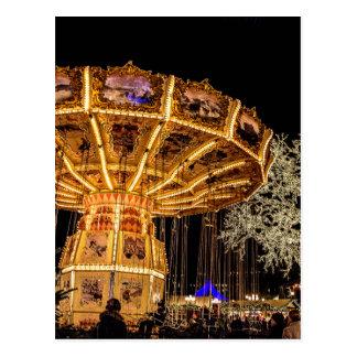 Liseberg theme park postcard