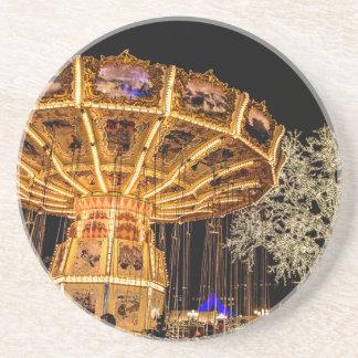 Liseberg theme park sandstone coaster