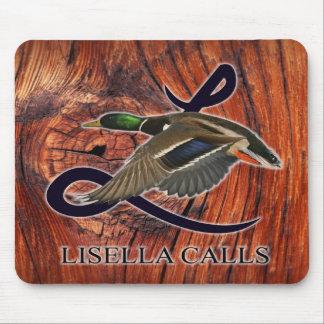 Lisella Calls Logo Mousepad