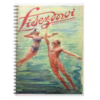 Lisez-moi, aventura subacuática libretas