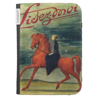 Lisez-Moi Lady on horseback Kindle Cover