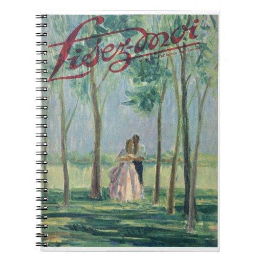 Lisez-moi, par romántico note book