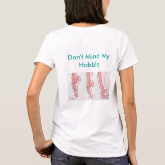 Lisfranc Fracture Survivor T-Shirt