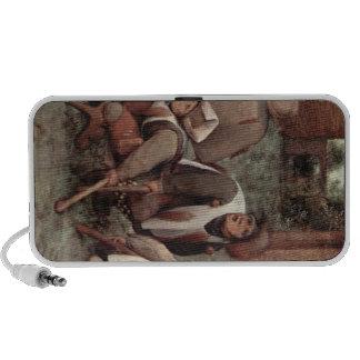 Lisiados de Pieter Bruegel iPod Altavoz