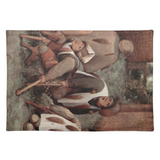 Lisiados de Pieter Bruegel Mantel