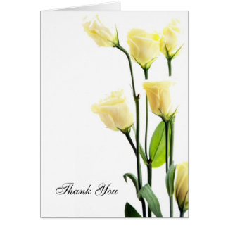 Lisianthus Simplicity Custom Greeting Card Greeting Card