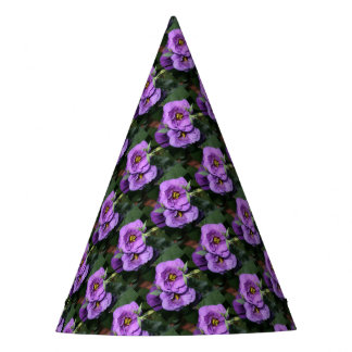 Lisianthus The Purple Bluebell Party Hat