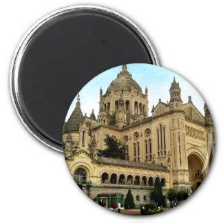 Lisieux Basilica Fridge Magnet
