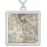Lisieux, Honfleur Personalized Necklace