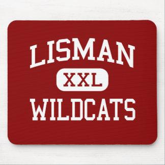 Lisman - gatos monteses - joven - Lisman Alabama Tapetes De Ratón