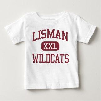 Lisman - Wildcats - Junior - Lisman Alabama Baby T-Shirt