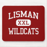 Lisman - Wildcats - Junior - Lisman Alabama Mouse Mats