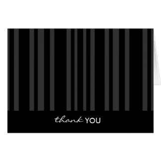 Liso agradezca las tarjetas