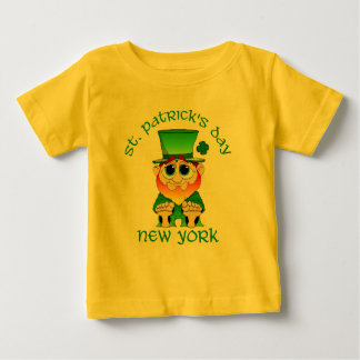 Lisonja del lil de Nueva York del ~ del día del St Camisas