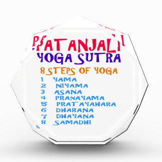 Lista de la compilación de Sutra de la yoga de