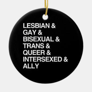LISTA DE LGBTQI ORNATOS