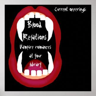 Lista de libros de los romances del vampiro posters