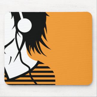 listen 2 the music _4 mouse mats