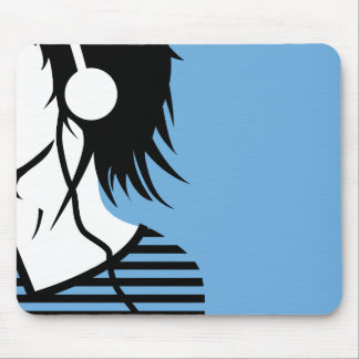 listen 2 the music _7 mouse pad