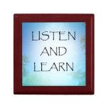 Listen and Learn September Sky Gift Box