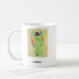 Listen Angel Mug