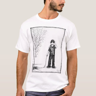 """Listen"" by Kelly Halpin T-Shirt"
