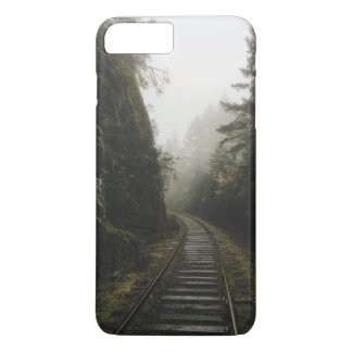 // listen // by Tyler Forest-Hauser iPhone 8 Plus/7 Plus Case
