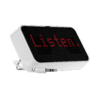 Listen iPhone Speakers