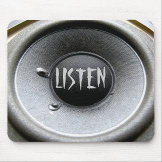 LISTEN MOUSEPAD
