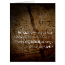 Listen - Symphony of the Heart