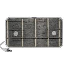 Listen To Bluegrass Music On A Banjo Loudspeaker Laptop Speakers  at Zazzle