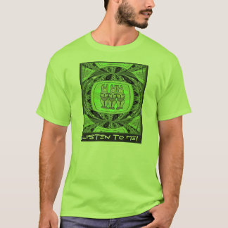 Listen to me - Africa Art T-Shirt