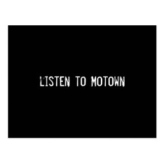listen to Motown Post Card