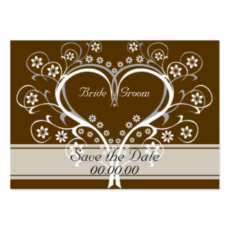 Listen To My Heart Affordable Save The Date Cards