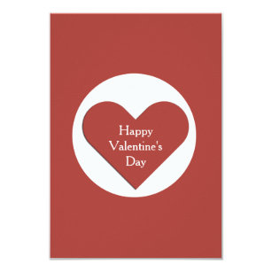 Valentines Day Invitations Zazzle