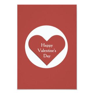 Listen To My Heart Valentine's Day Party Invites